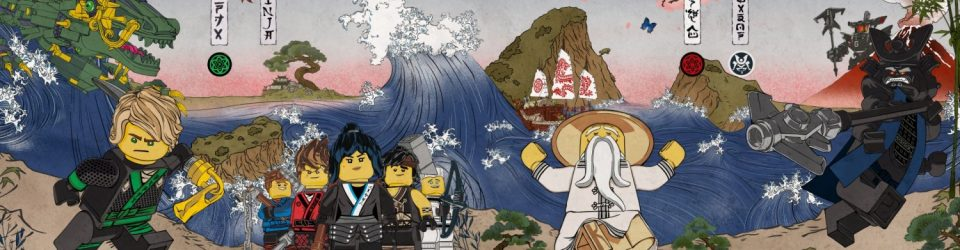 Outtakes & a new poster for LEGO Ninjagos