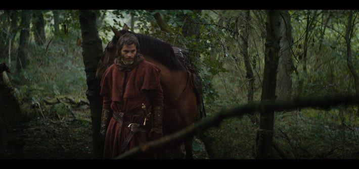 Outlaw King is filming