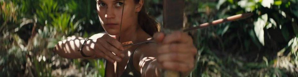 Tomb Raider's trailer