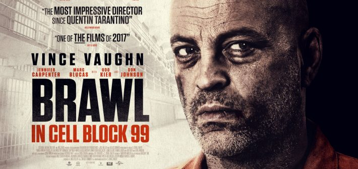 Brawl in Cell Block 99 has a new poster