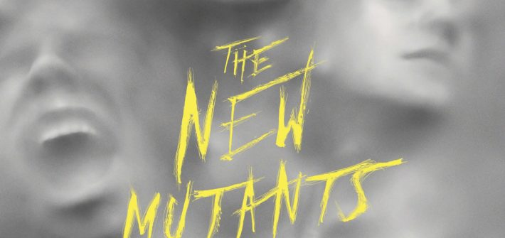 The New Mutants, The new poster