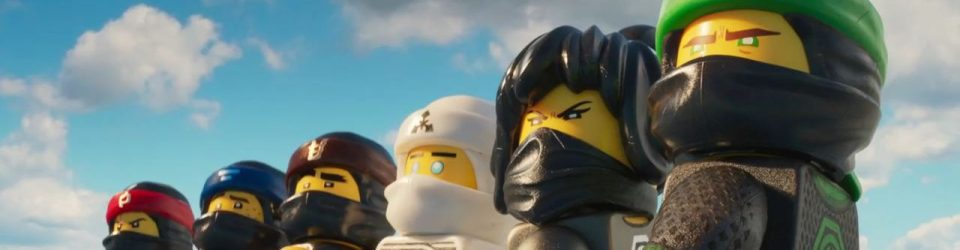 Music & Interviews from Ninjago City