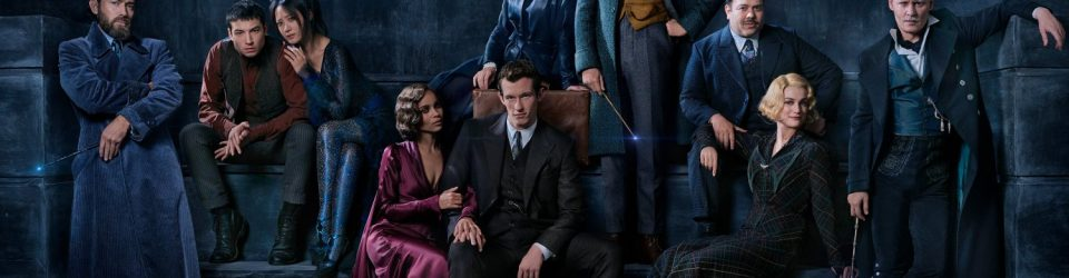Fantastic Beasts 2 has a name