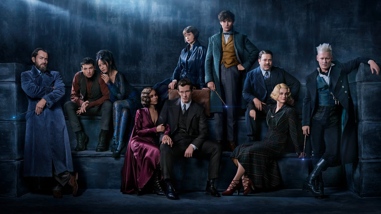 Fantastic Beasts – First Look Image