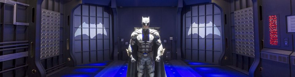 Visit the Justice League