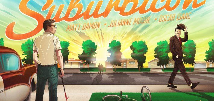 Look deeper into Suburbicon