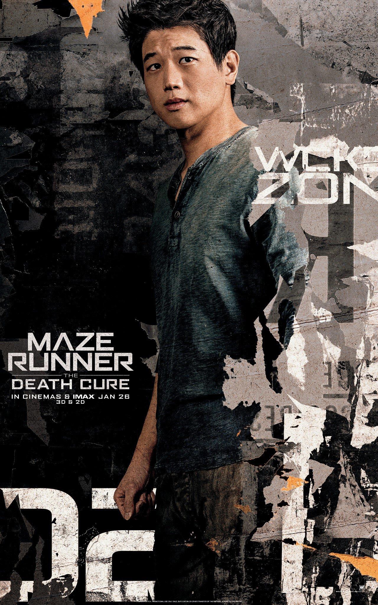 maze runner character banner 4