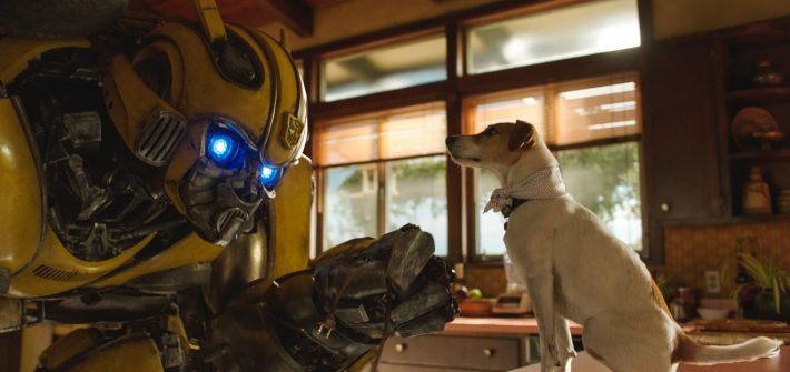 Bumblebee is back with a new poster