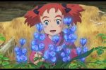 Mary and the Witch's Flower has a trailer