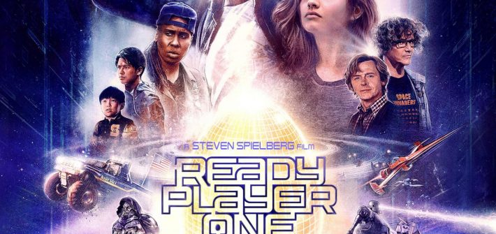 Ready Player One has a new poster