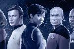 Something strange in Star Trek