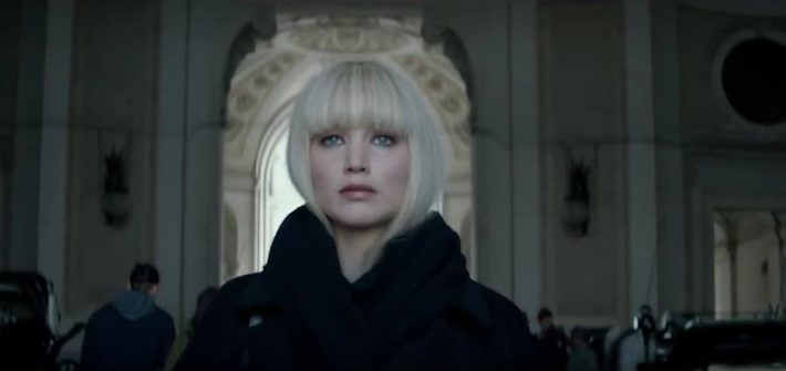 The Red Sparrow is back