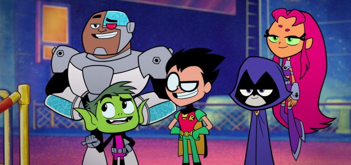 Teen Titans Go! to watch at home