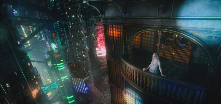 Love with Altered Carbon
