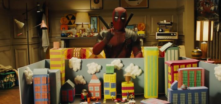 Deadpool is back with some new friends