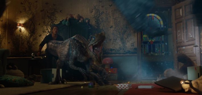 Jurassic World gets a new trailer