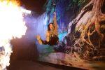 Alicia Vikander unveils Tomb Raider Escape experience