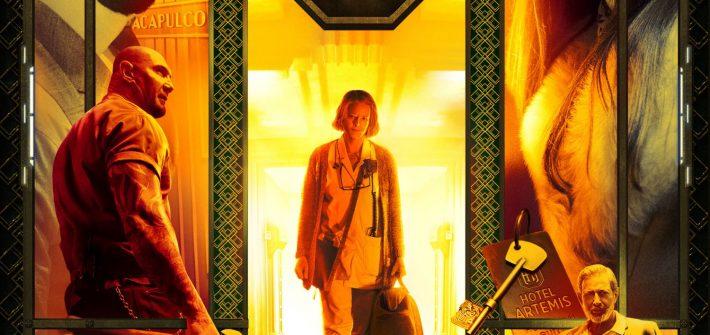 Hotel Artemis' poster