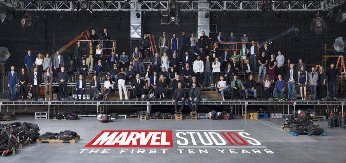 Meet The Avengers family