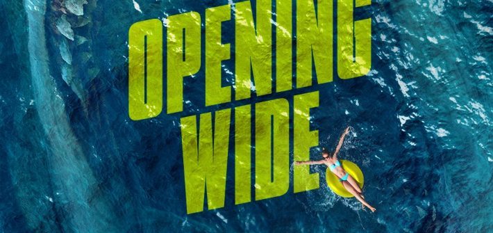 The Meg is back with a new poster
