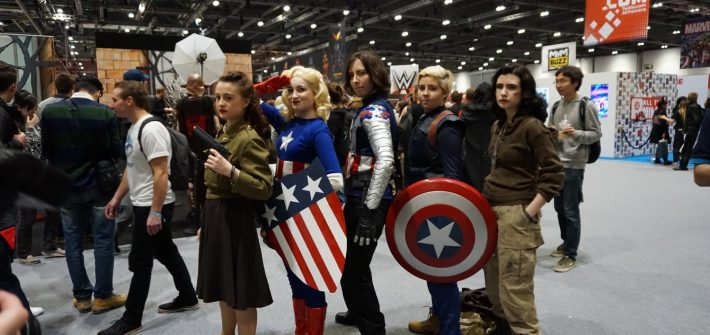 What film are visitors at MCM Comic Con looking forward to the most?