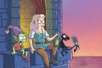 Matt Groening goes to the past