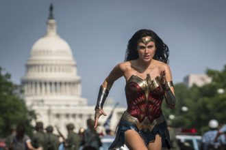 Wonder Woman is coming home