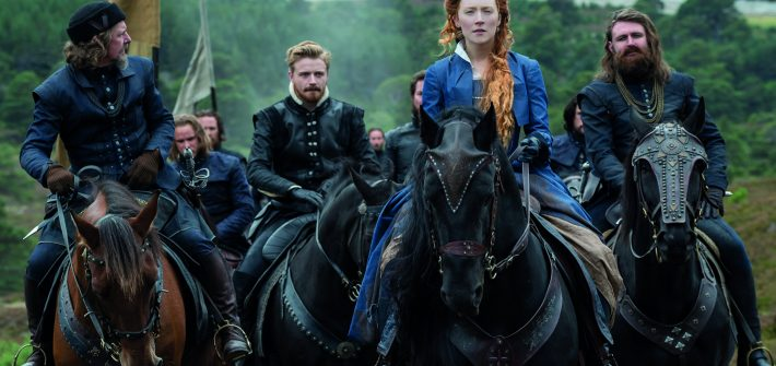 Mary, Queen of Scots has a trailer
