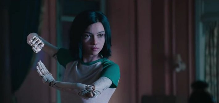 Alita has a full trailer