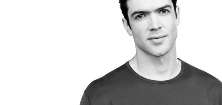 Ethan Peck is Spock