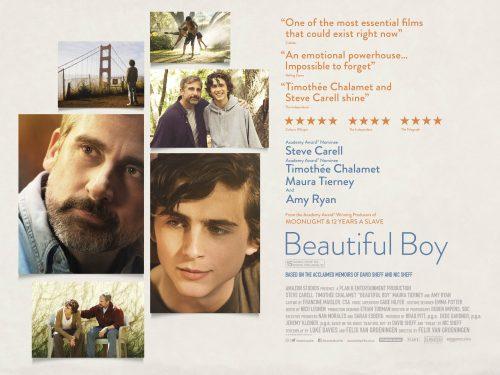 Beautiful Boy quad poster
