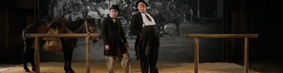 Stan & Ollie have arrived
