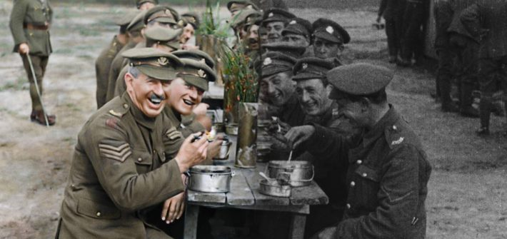 They Shall Not Grow Old at the BFI Southbank