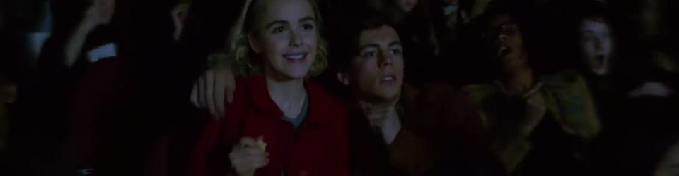 Chilling Adventures of Sabrina has a trailer