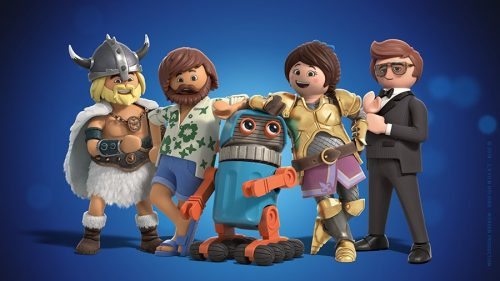 Playmobil the movie first shot