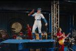 Rocketman blasts off