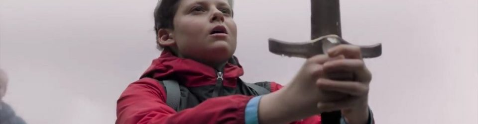 The Kid Who Would Be a trailer