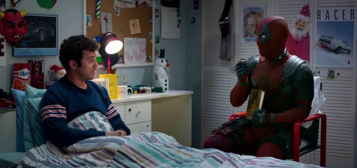 Deadpool and  the BBFC
