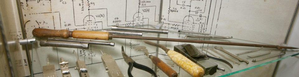 The Colossus tools of the trade that helped shorten the Second World War