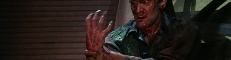 The Evil Dead is coming back
