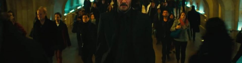 John Wick is back and there is a bounty on his head