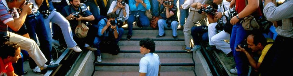 See more of Diego Maradona