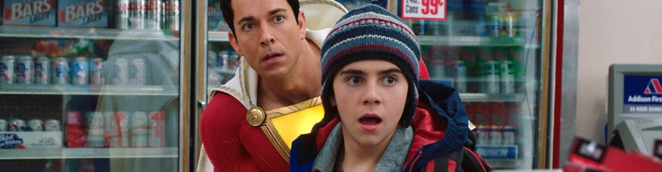 Shazam! set to topple Dumbo this weekend at Box Office
