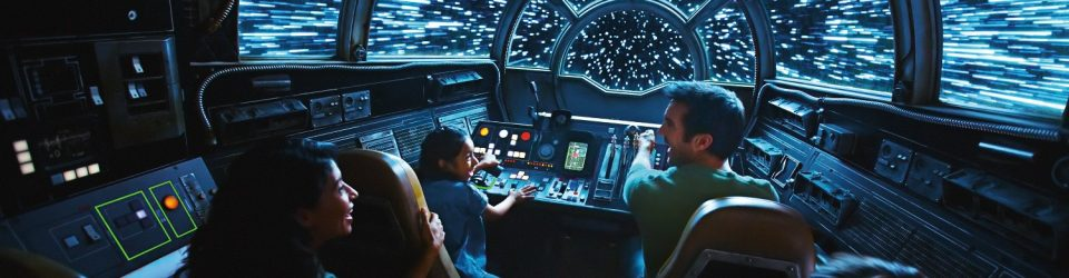 Star Wars: Galaxy's Edge Debuts at Disneyland Park California & Disney's Hollywood Studios in Walt Disney World, Florida