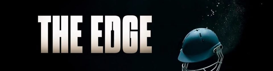 Exclusive pitch-side preview screening of The Edge at Trent Bridge, Nottingham