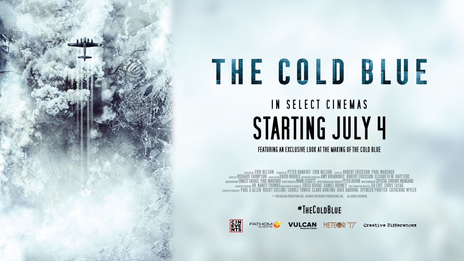The Cold Blue 1920 x 1080
