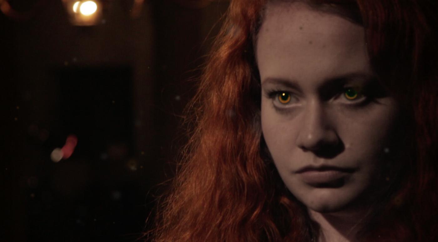 Alexis Glowing Eyes