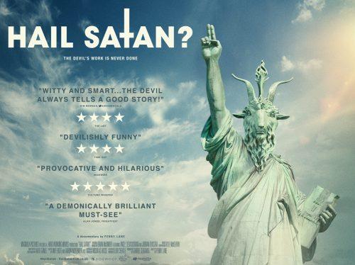 Hail Satan poster
