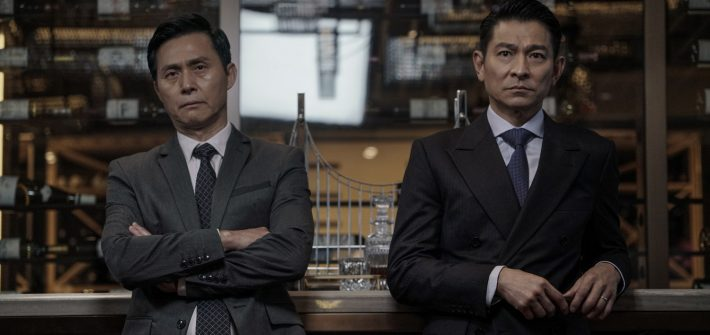 Andy Lau is back in The White Storm 2