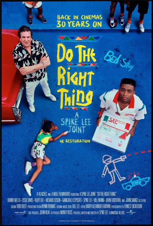 Do The Right Stuff poster
